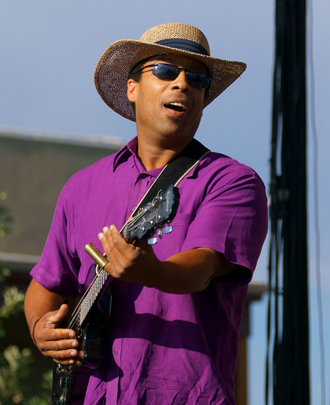 Lionel Young Band at the Bohemian Nights in Fort Collins 8/12/2011