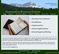 Colorado Code Publishing Company
