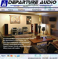 Departure Audio