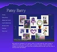 Patsy Barry Notecards for sale