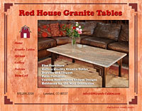 Red House Granite Tables